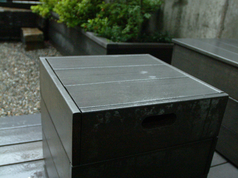 trex seat cube