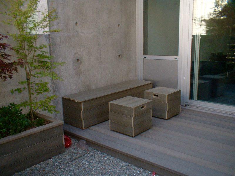 trex benches