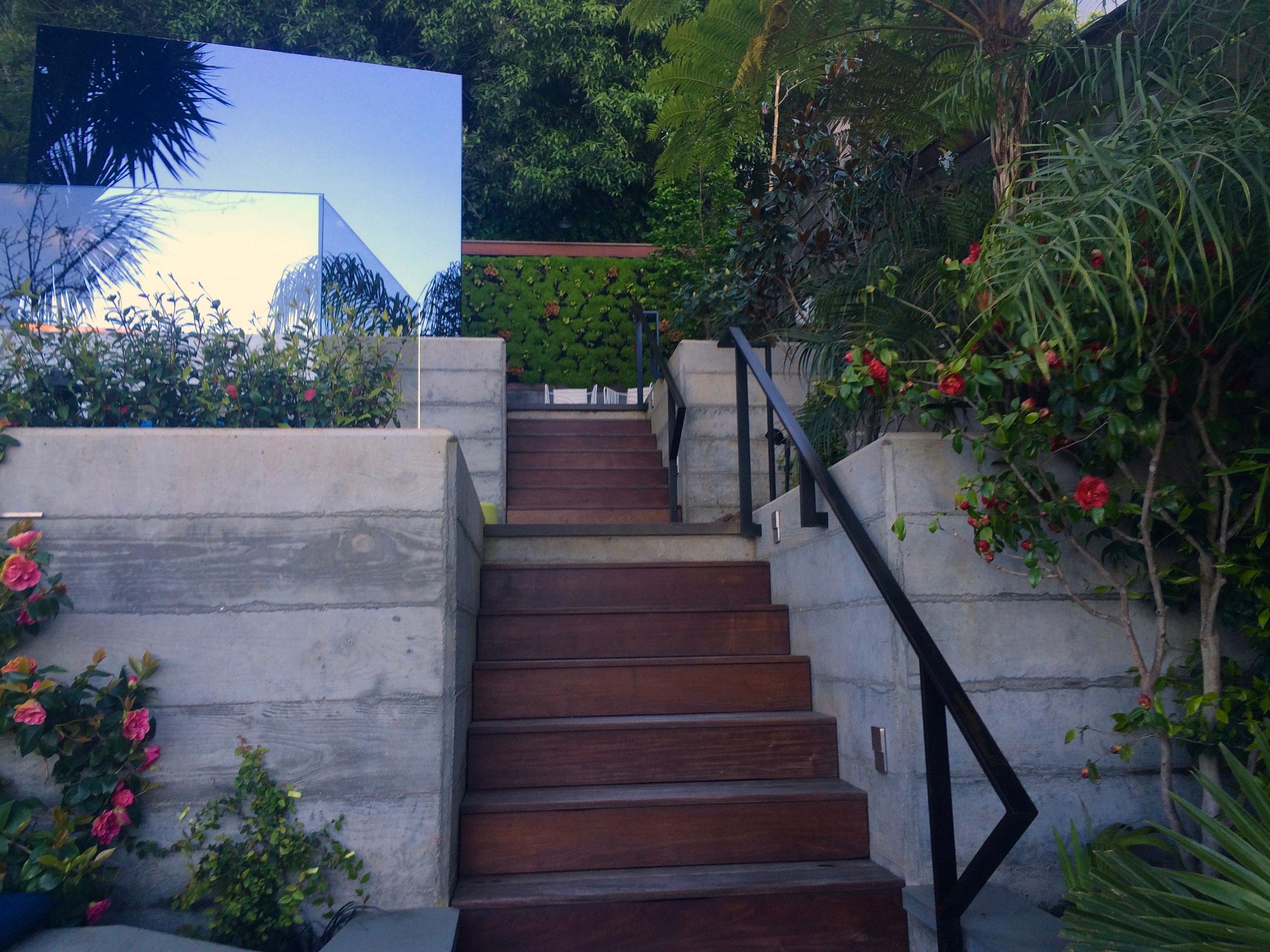Mirror Box Stairs
